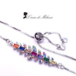 Bracelet en cuivre et Cristal Australien