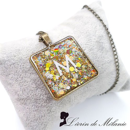Collier - Mon Initial