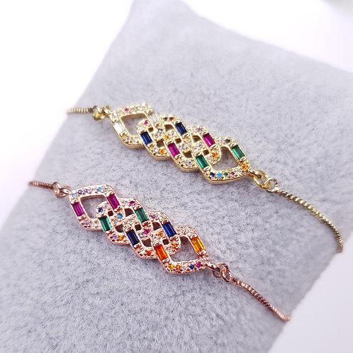 Bracelet -  Multicolores
