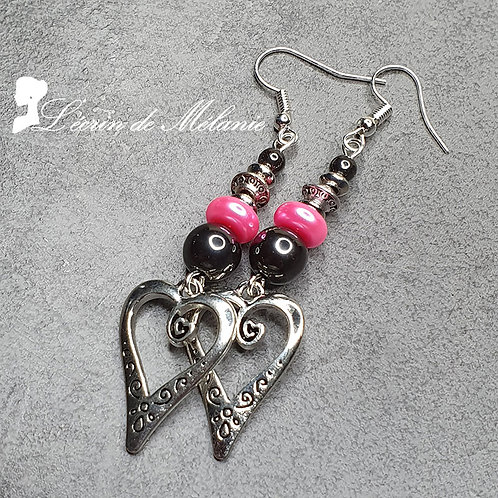Boucles d'oreille - Marwa