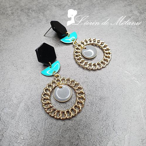 Boucles d'oreille - Marianna