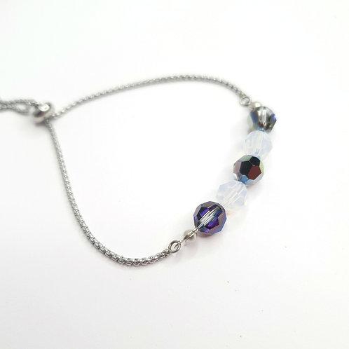 Bracelet Perles Swarovski - Deb
