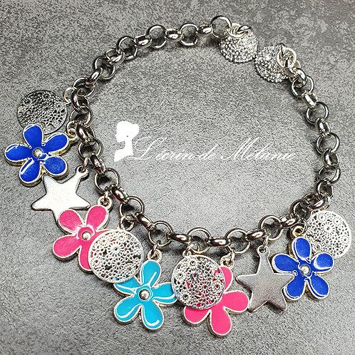 Bracelet - Clematite