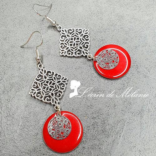 Boucles d'oreille - Maera