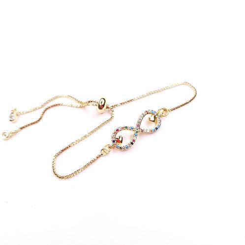 Bracelet -  Infini Doré