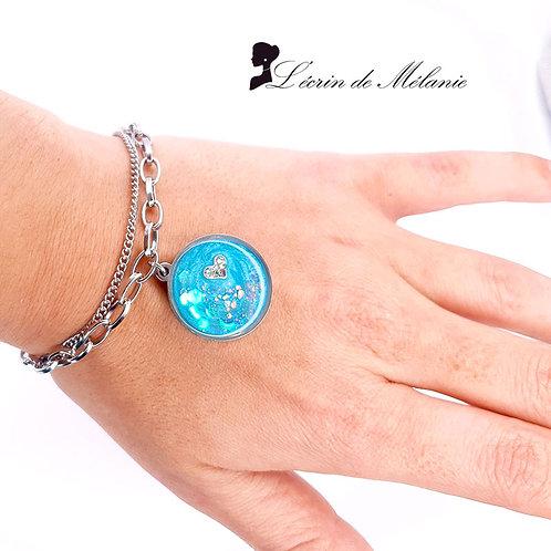 Bracelet en Résine - Emeline