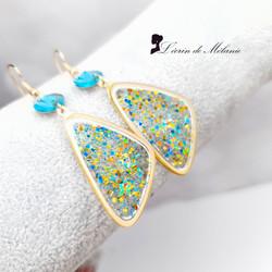 Boucles d'oreille - Maelys
