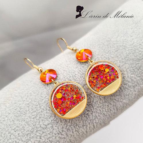 Boucles d'oreille - Raphaelle
