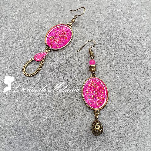 Boucles d'oreille - Ainhoa