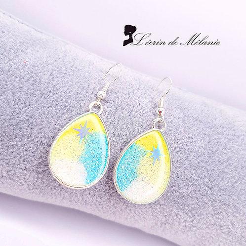 Boucles d'oreille - Lilipop