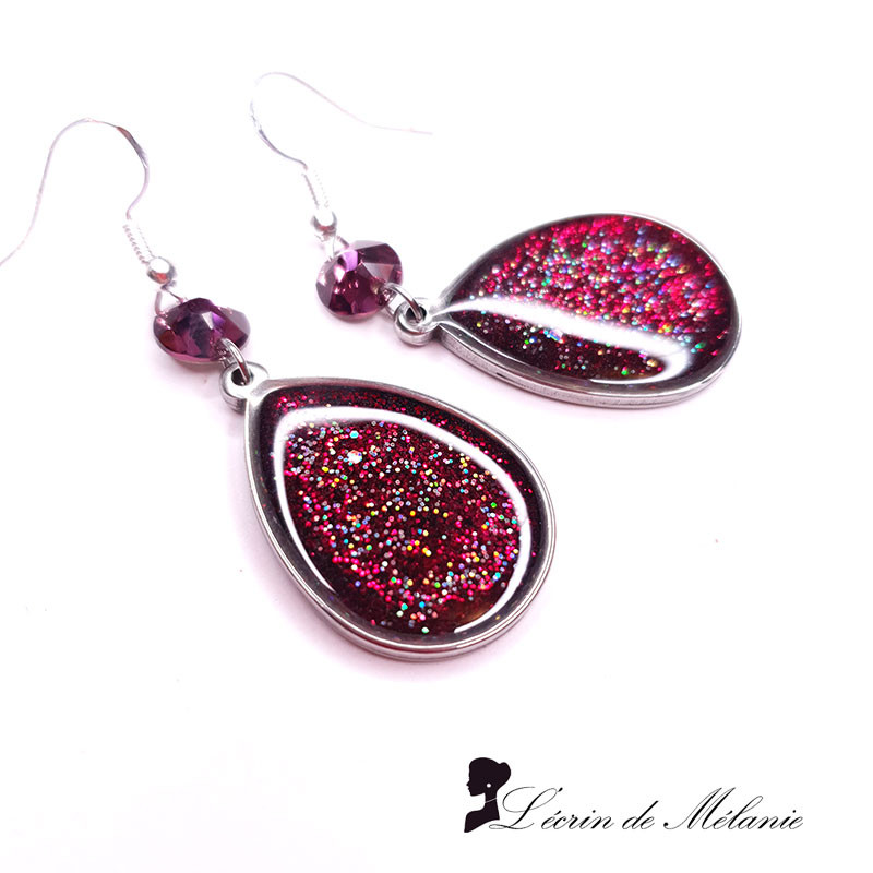 Boucles Red Wine