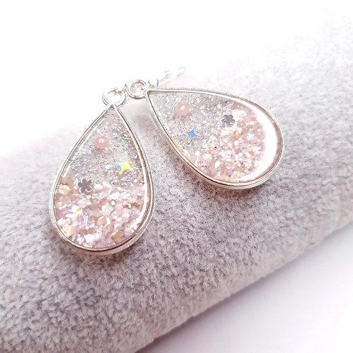 Boucles d'oreille -  Elodie