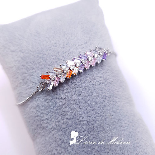 Bracelet - Epi Multicolore
