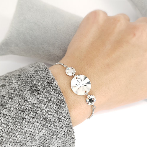 Bracelet -  Cristal