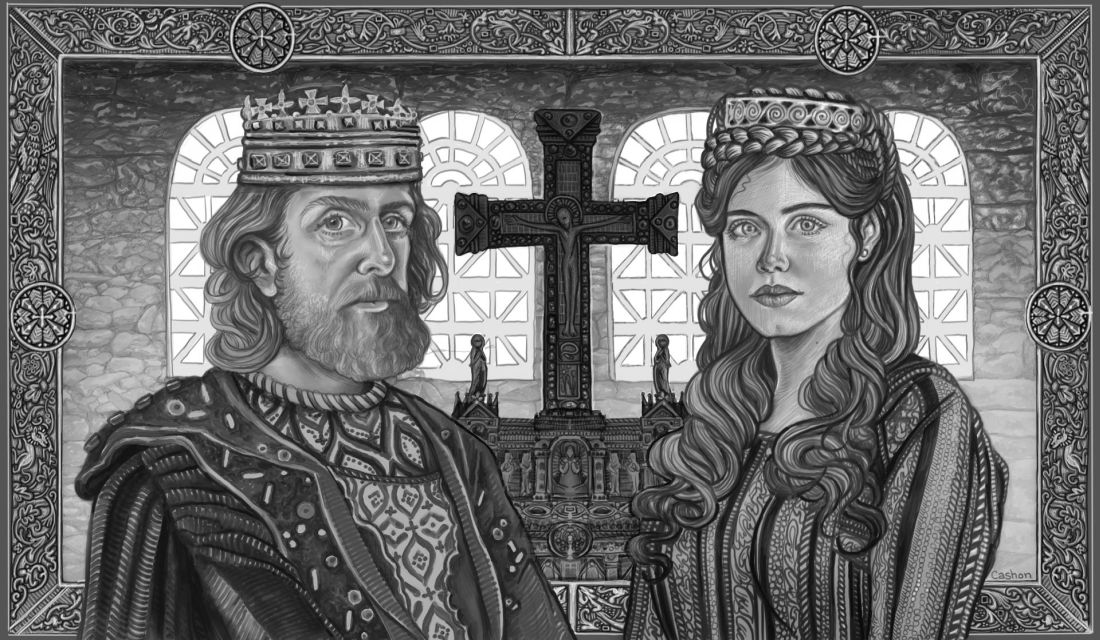 King Ecbert and Judith