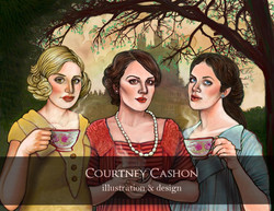 The Crawley Sisters