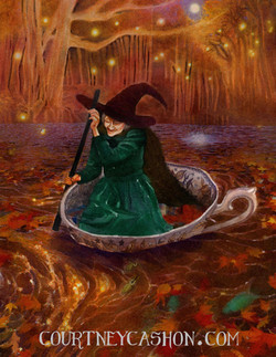 The Tea Witch