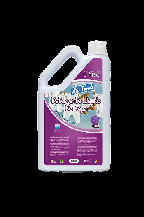 Detergente líquido de Ropa