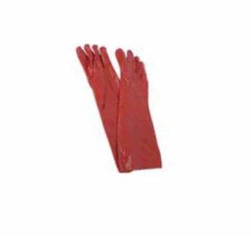 Guantes de PVC Rojo