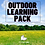 Thumbnail: 7-9yrs OUTDOOR learning pack