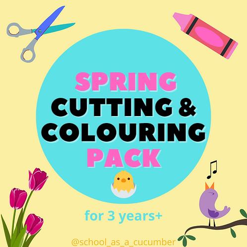 Spring cut & colour pack