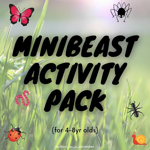 Minibeast pack