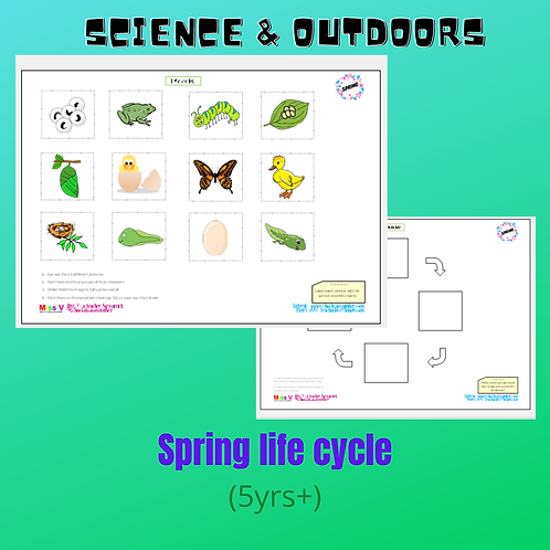 Spring life cycles
