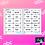 Thumbnail: Writing & flashcard combo
