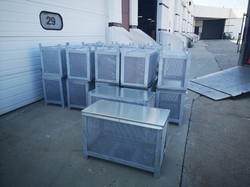 Custom Propane Cages