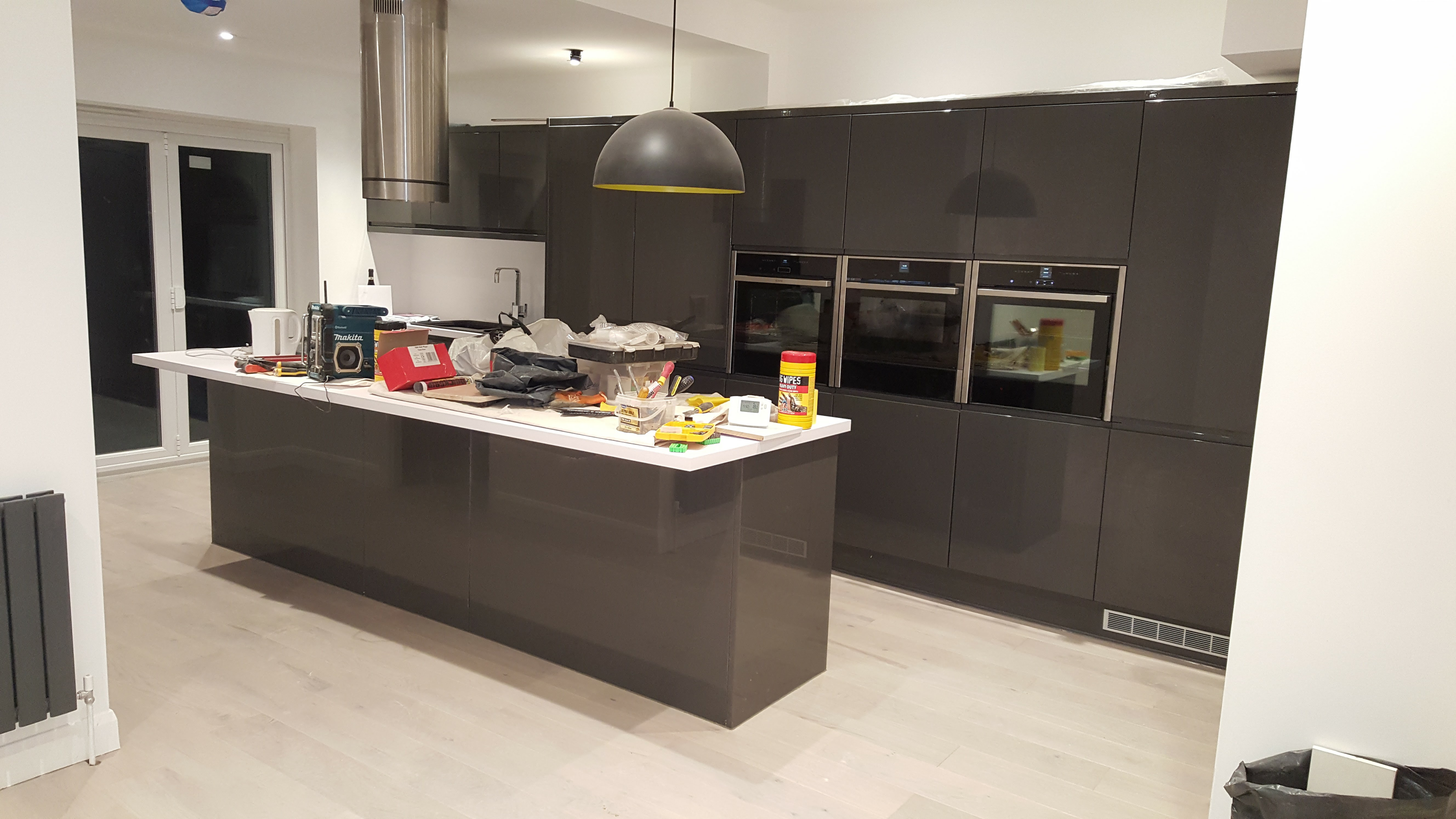 Newbury Park - Extension & Kitchen