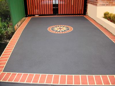 spraycraft-concrete-resurfacing-panania-concrete-cement-plain-with-coloured-borders-and-rosette---dr