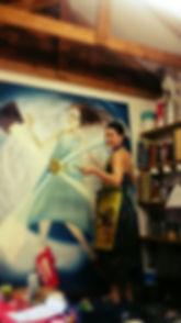 Marisa du Toit, Marisa Art, Alice Art Gallery
