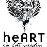 Marisa du Toit, Marisa Art, heart in the garden