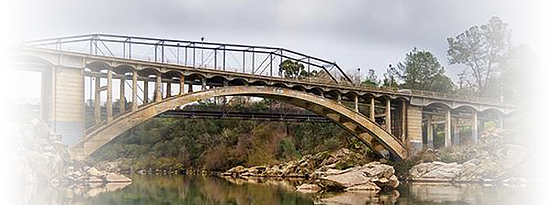 Rainbow Bridge Folsom, CA
