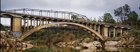 Rainbow Bridge Folsom, CA