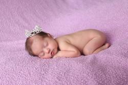 St.Catharine's newborn photographer