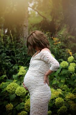 Niagara region maternity photography