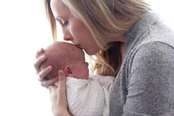 St. Catharine's Newborn photographer