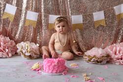 Niagara Falls cake smash photographer