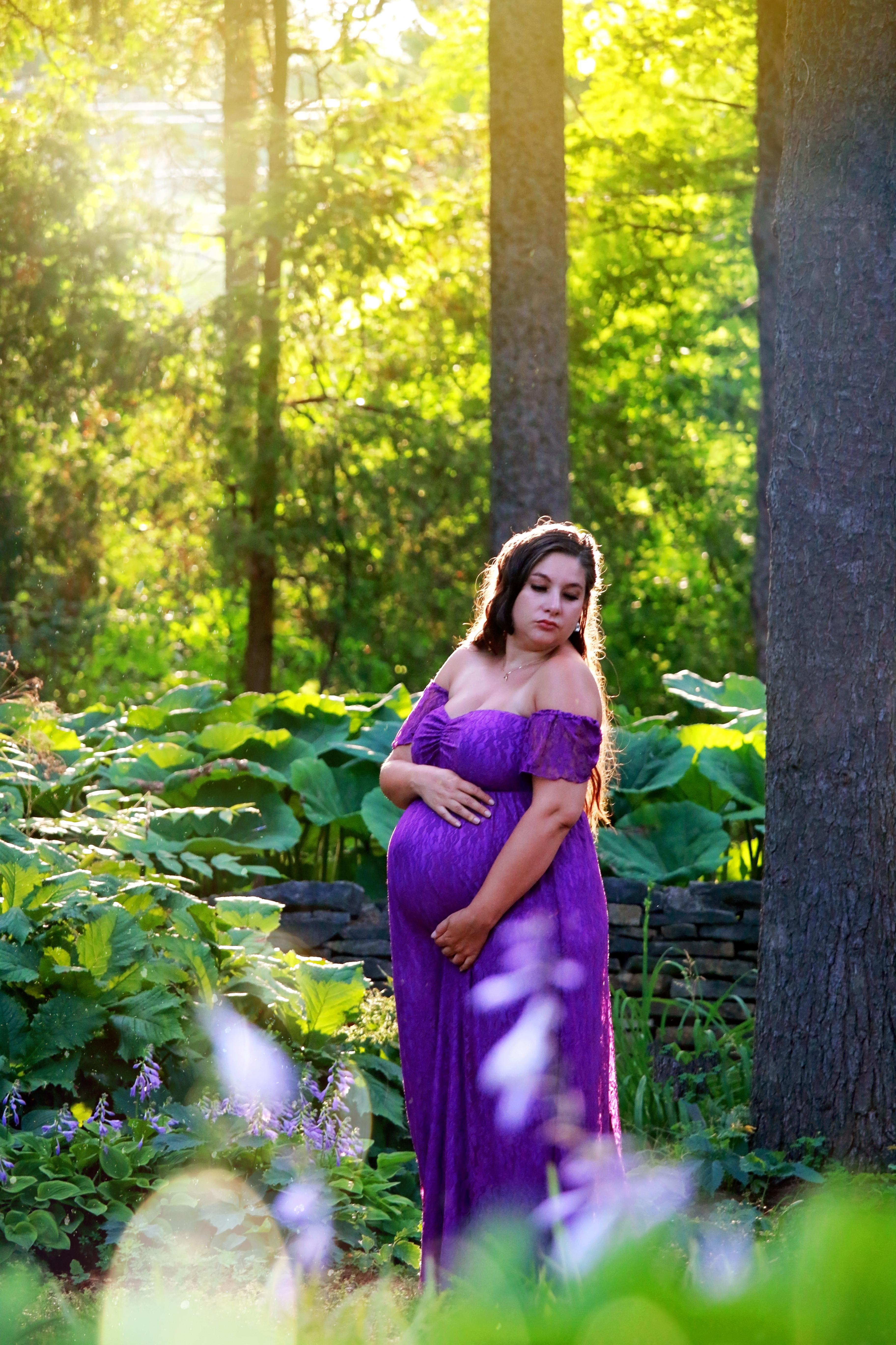 Niagara maternity photos