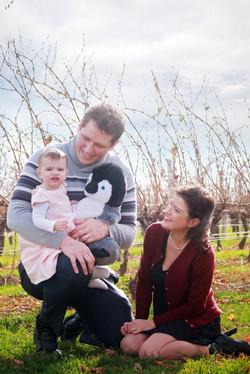 Niagara regions family photos