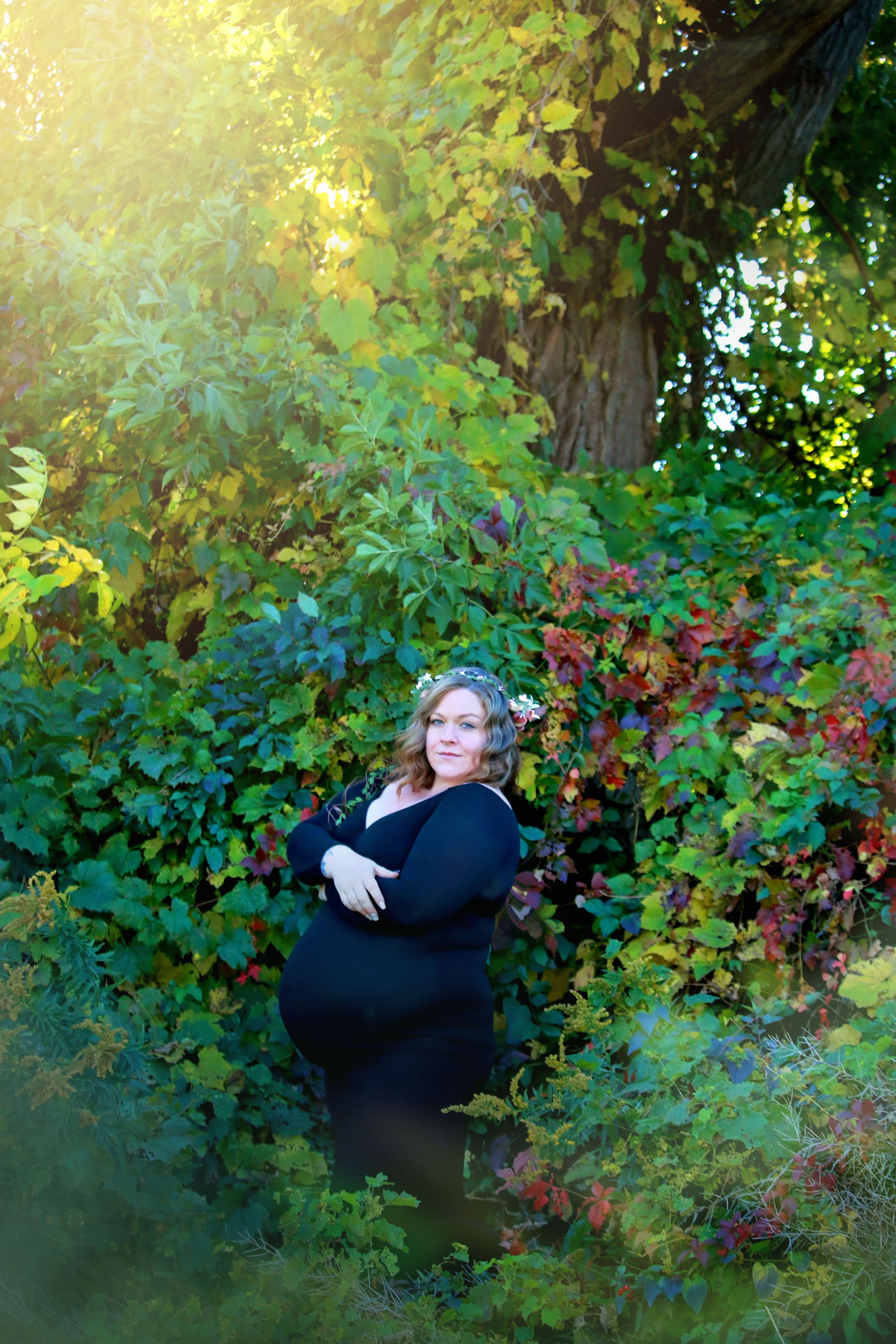 Niagara maternity photographers