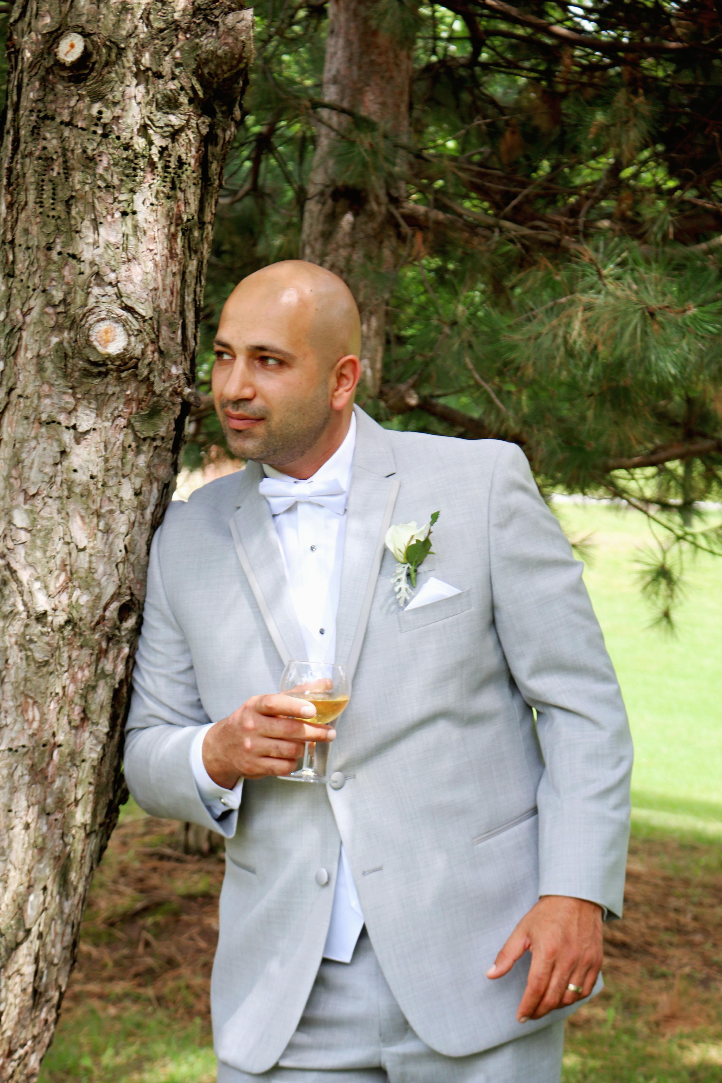 St. Catharine's wedding photographer