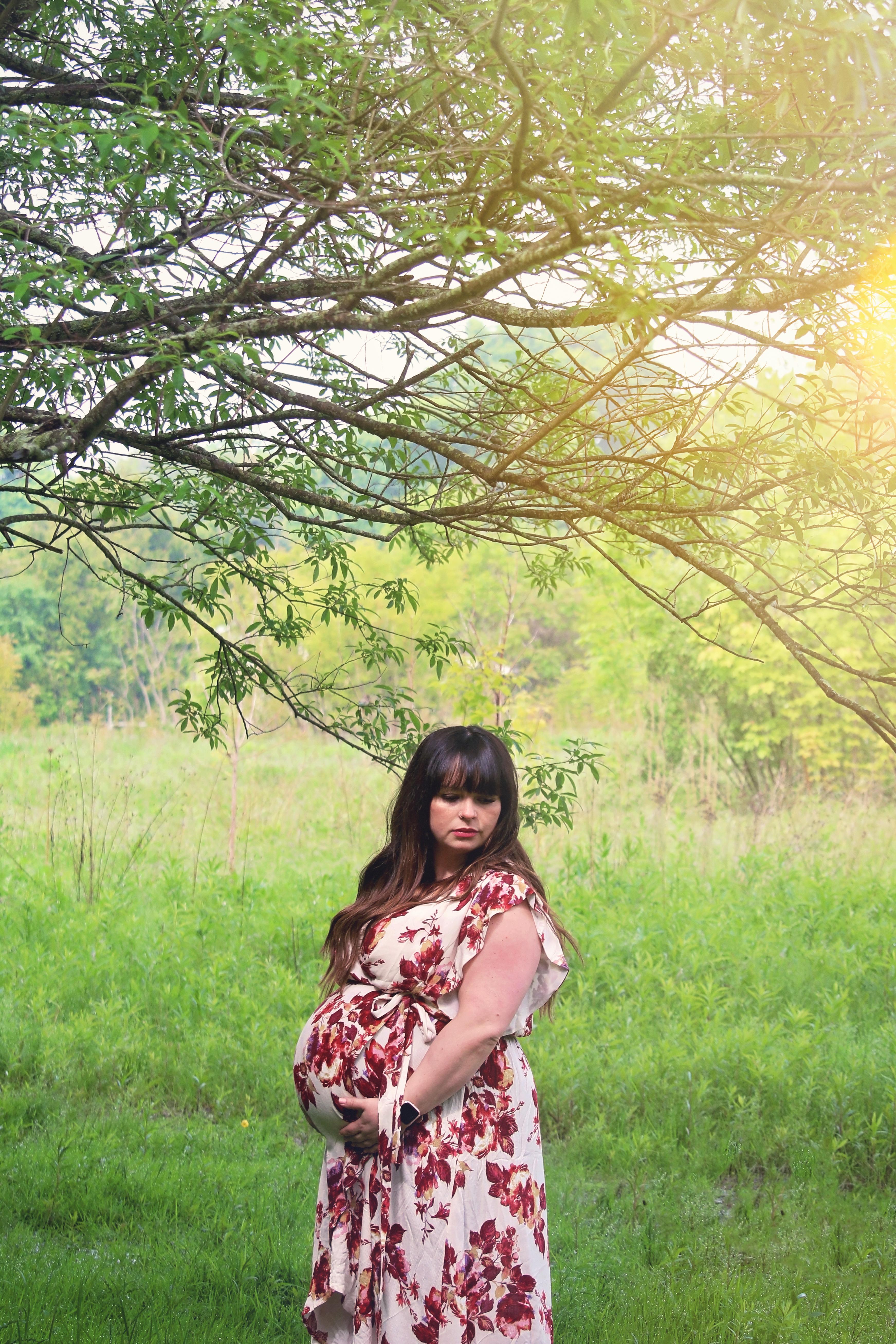 Niagara pregnancy photographer