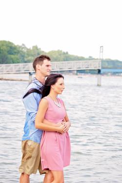 Niagara falls proposal photographer