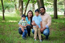 Niagara region family photo