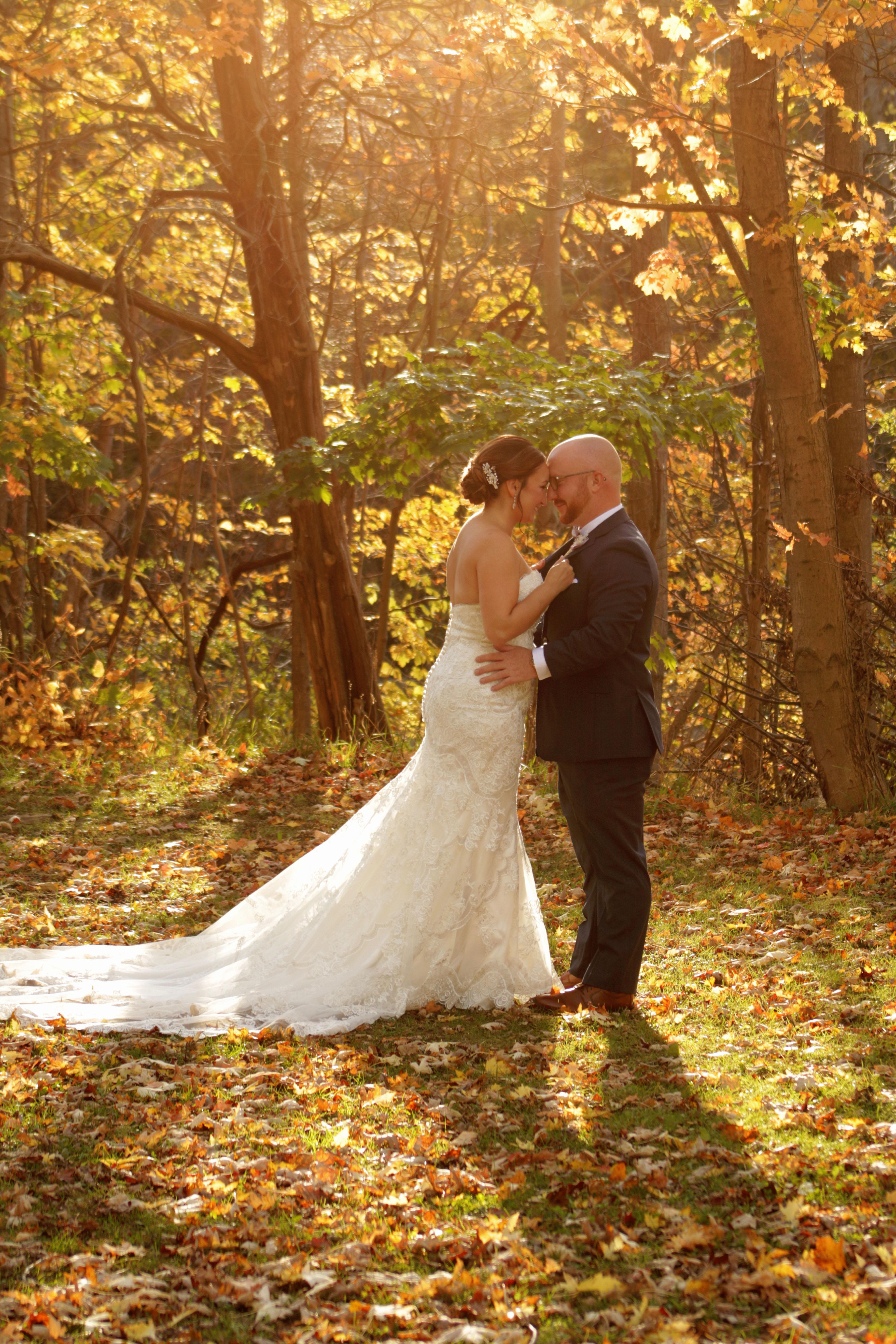 Niagara falls elopement