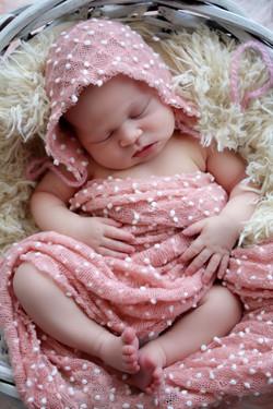 Niagara falls baby portraits