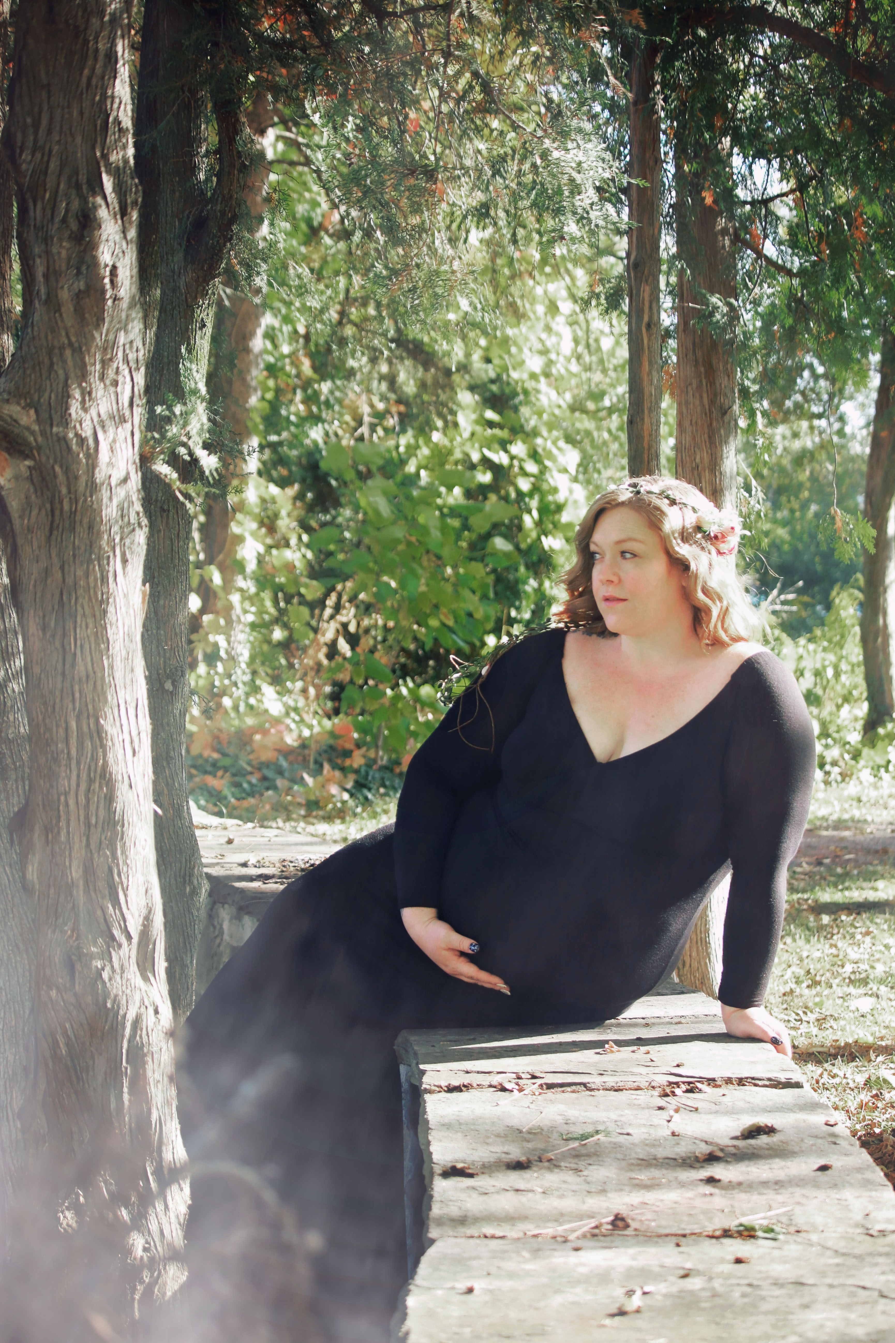 Niagara maternity photographer
