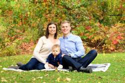 St. Catherins family photographer